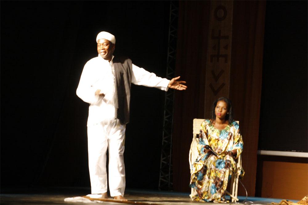 objectifs poursuivis festival sur le niger à ségou