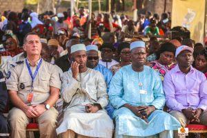 L'ouverture de la foire internationale de Segou dans le cadre Segou'Art 2020 , Festival Sur le Niger 2020