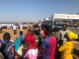 """Lancement de la Parade de Ségou """"FALI TOUR"""" en partenariat avec Mali Tourisme au Quai des Arts"""