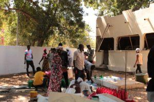 Durabilité du FSN SÉGOU'ART 2020 et les jeunes de Ségou en workshop de recyclage