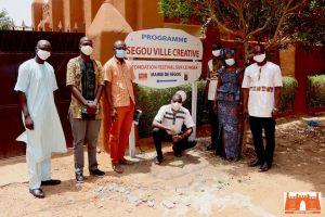 Réunion du comité de gestion de Ségou ville créative