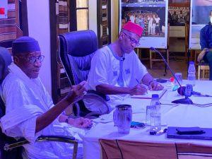 Kôrè Baro (débat citoyen). Conversation entre Dr. Ousmane SY et Mamou DAFFE autour du thème: «Quelle gouvernance pour un Mali nouveau ».