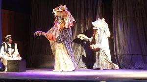 𝘀𝗼𝗶𝗿𝗲́𝗲 𝗱𝗲 𝗖𝗼𝗻𝘁𝗲 avec les marionnettes contées de la compagnie Nama et de Amaichata Salamanta