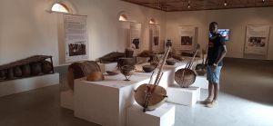 VIsite du musée Kore