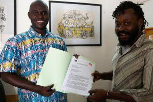 signature  d'accord cadre triennal entre la FFSN et Le Fil