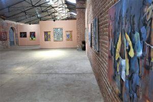 Aperçu del'expo IN Ségou'Art 2021
